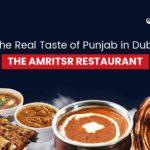 Punjab in Dubai at The Amritsr Restaurant