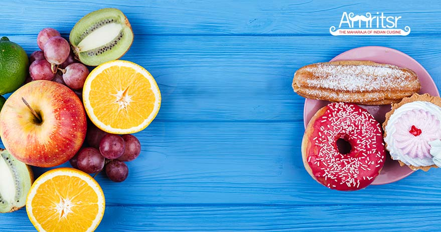 How To Differentiate Between Healthy And Unhealthy Foods Amritsr