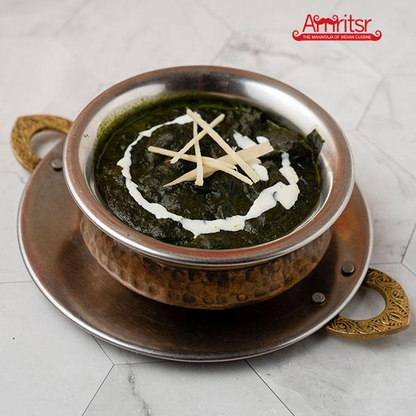 Healthy Palak Paneer for Dinner Idea